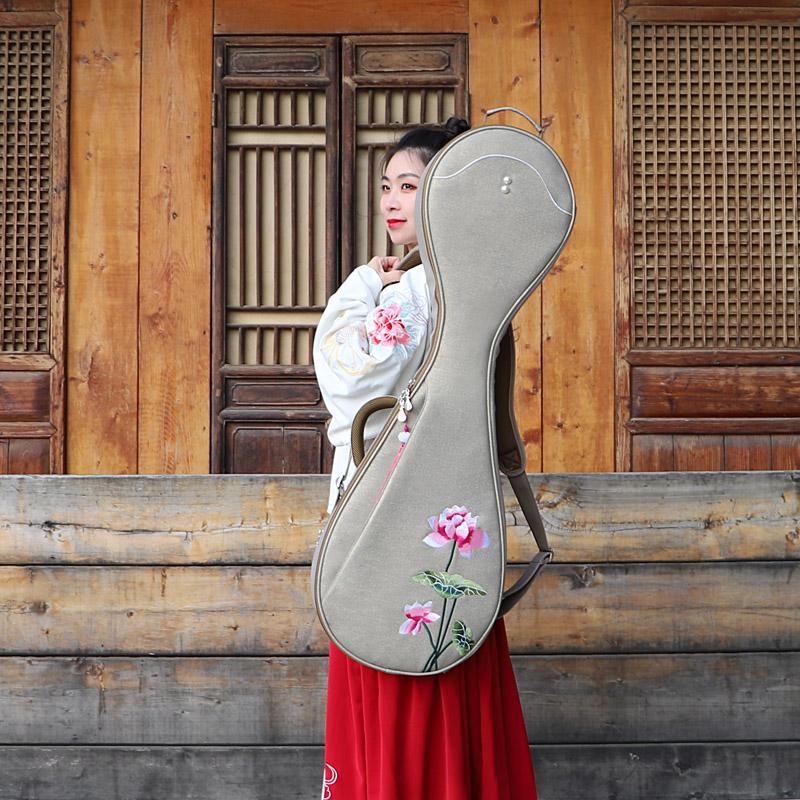 中国风成人琵琶包
